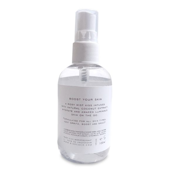 Bisococo Coconut Face Mist